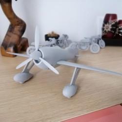 هواپیمای مدل تک موتوره
