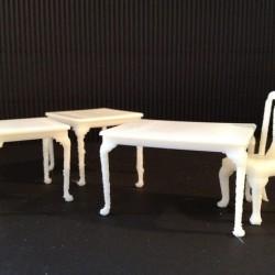 میز نهارخوری و صندلی سرویس کامل