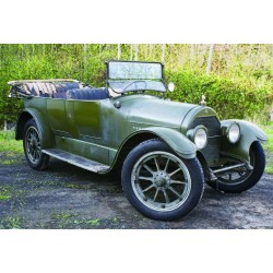 CADILLAC CAR 1918 کادیلاک قدیمی