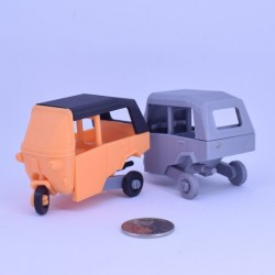 توک توک موتور هندی تاکسی
