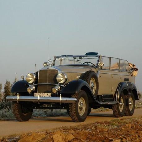 مرسدس بنز G4 1938 - مرسدس بنز W31