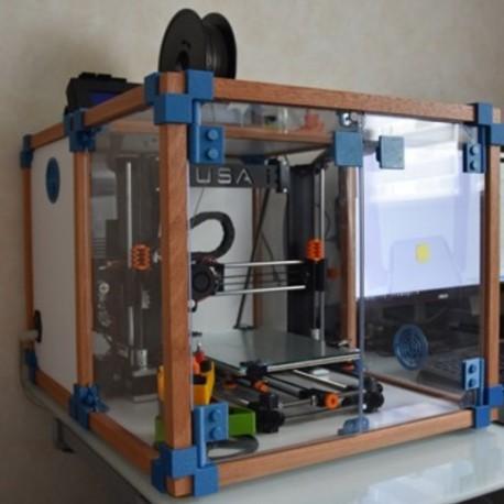 باکس برای دستگاه پرینتر باکس شیشه