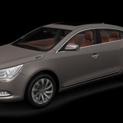 پرینت سه بعدی هیوندای جنسیسjy car model max