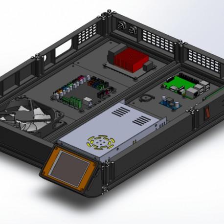 CR-10 MOD STANDALONE باکس اماده پرینتر سه بعدی