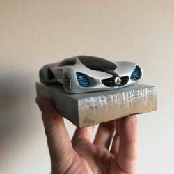 BIOME CAR ماشین فضایی