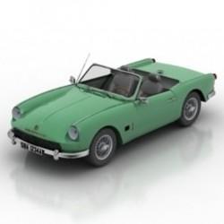 Triumph Spitfire ماشین مدل سال 1962