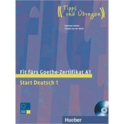 دانلود کتاب goethe zertifikat a1 * دانلود کتاب منبع ازمون آلمانی