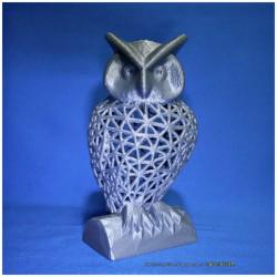 OWL PEN HOLDER / TOOLS HOLDER مجسمه جغد جاخودکاری